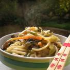 noodls con verdure e pollo (2)
