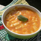 pasta zucca e pecorino (8)