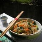 vermicelli di soja verdure e gamberi (11)