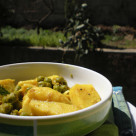 curry patate e piselli (23)