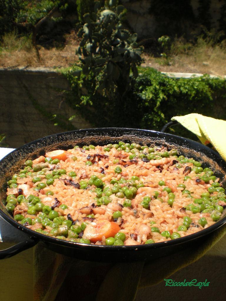 paella de marisco fast food (2)