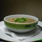Zuppa di Orzo e Legumi ai Porcini