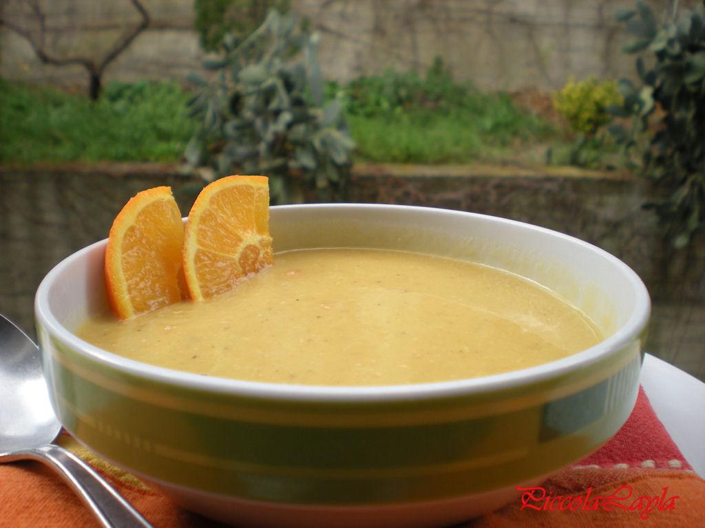 zuppa di lenticchie e succo d arancia (7)
