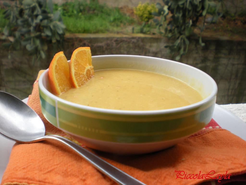 zuppa di lenticchie e succo d arancia (8)