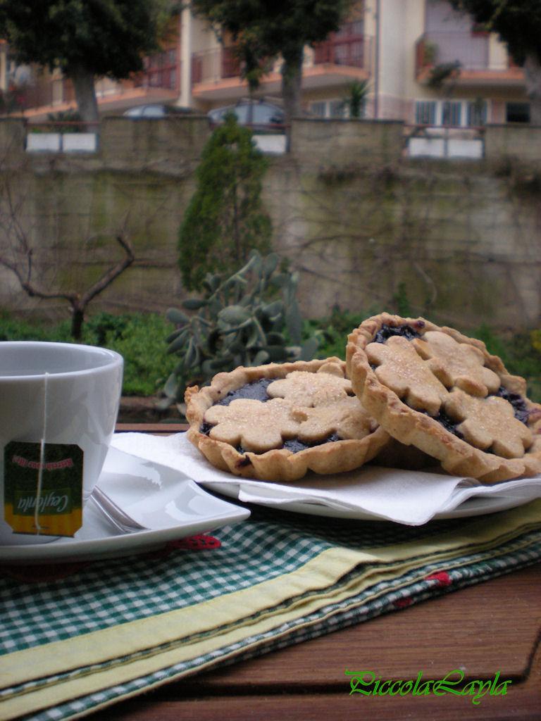 crostatine ai mirtilli (7)