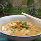 noodls con verdure e gamberi (4)
