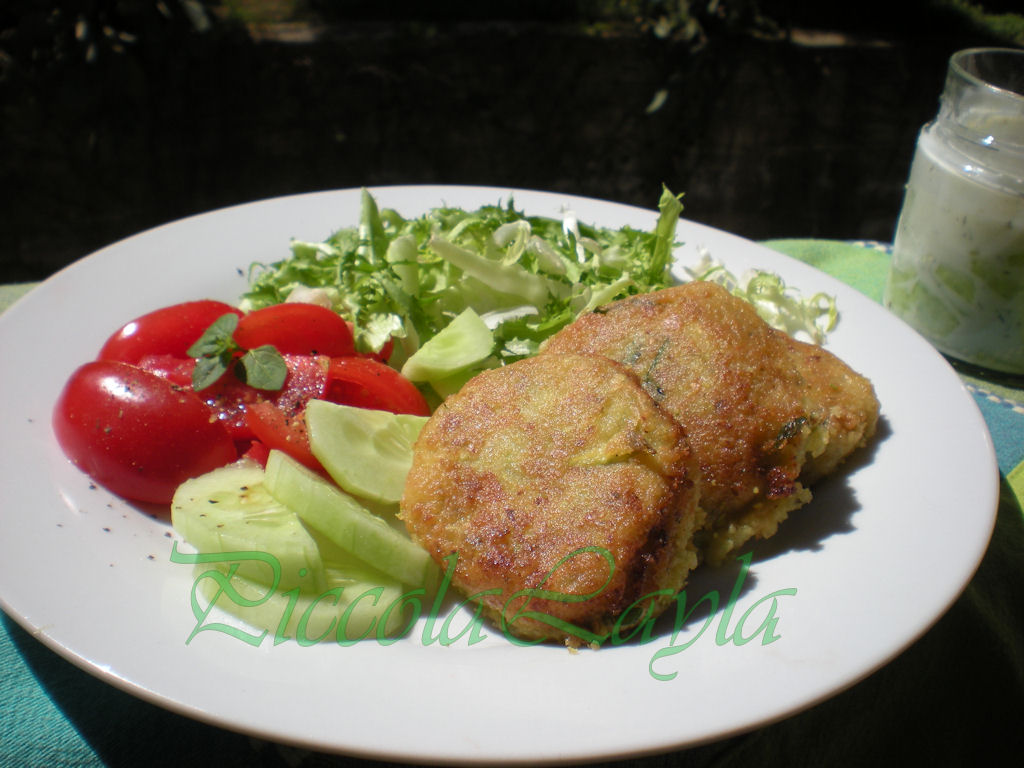 Kolokithokeftedes-polpette di zucchine greche  (12)b