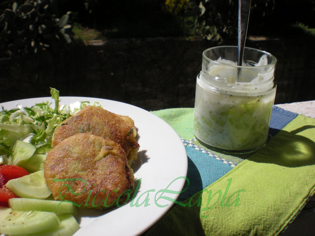 Kolokithokeftedes-polpette di zucchine greche  (20)b