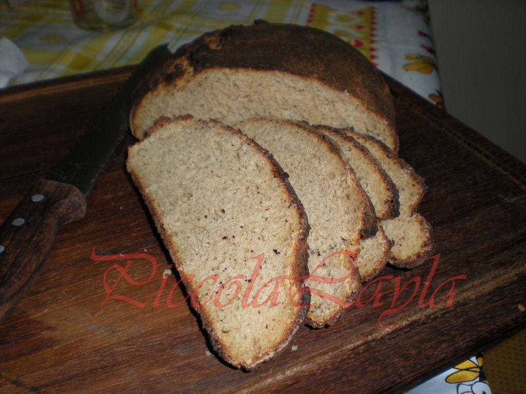 Pane nero di Castelvetrano... amore a primo assaggio!