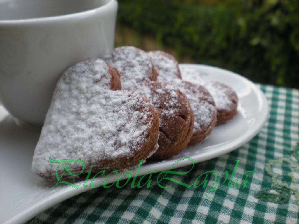 deliziosi biscotti per la colazione