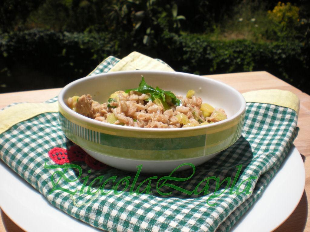 farro con zucchine e tonno (12)b