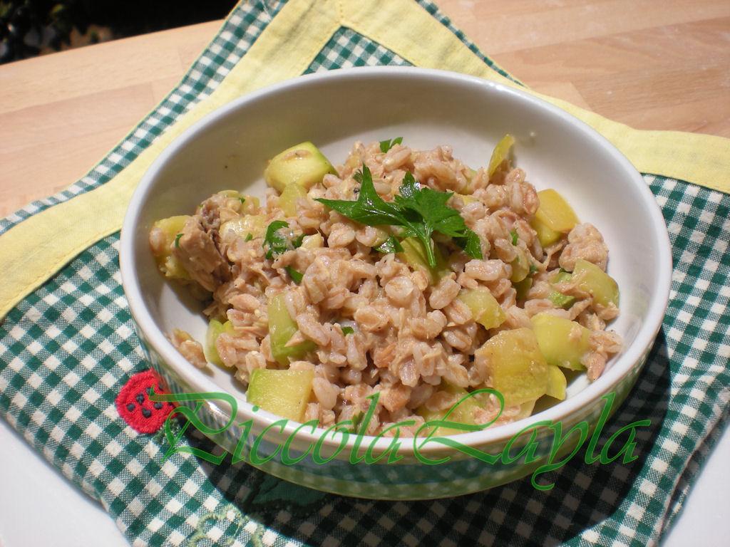 farro con zucchine e tonno (14)b