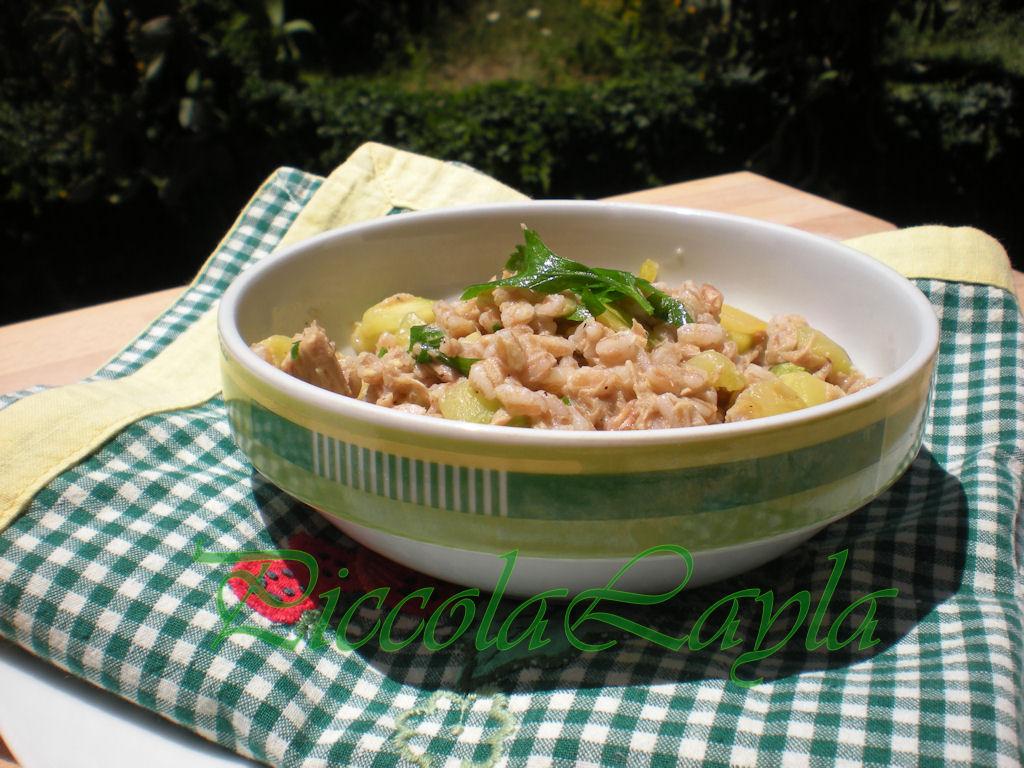 farro con zucchine e tonno (1)b