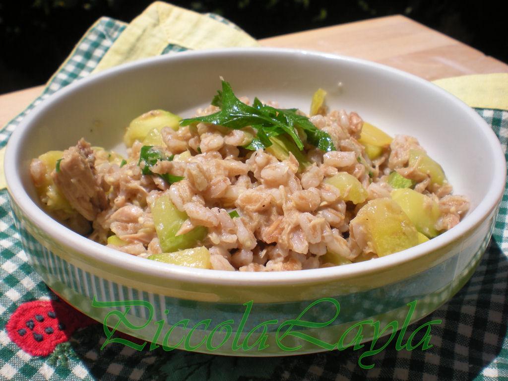 farro con zucchine e tonno (3)b