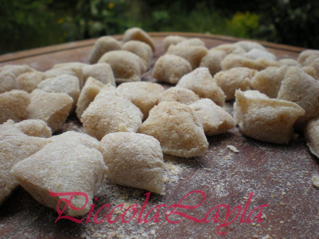 gnocchi di farina int con ragù di polpo (7)b