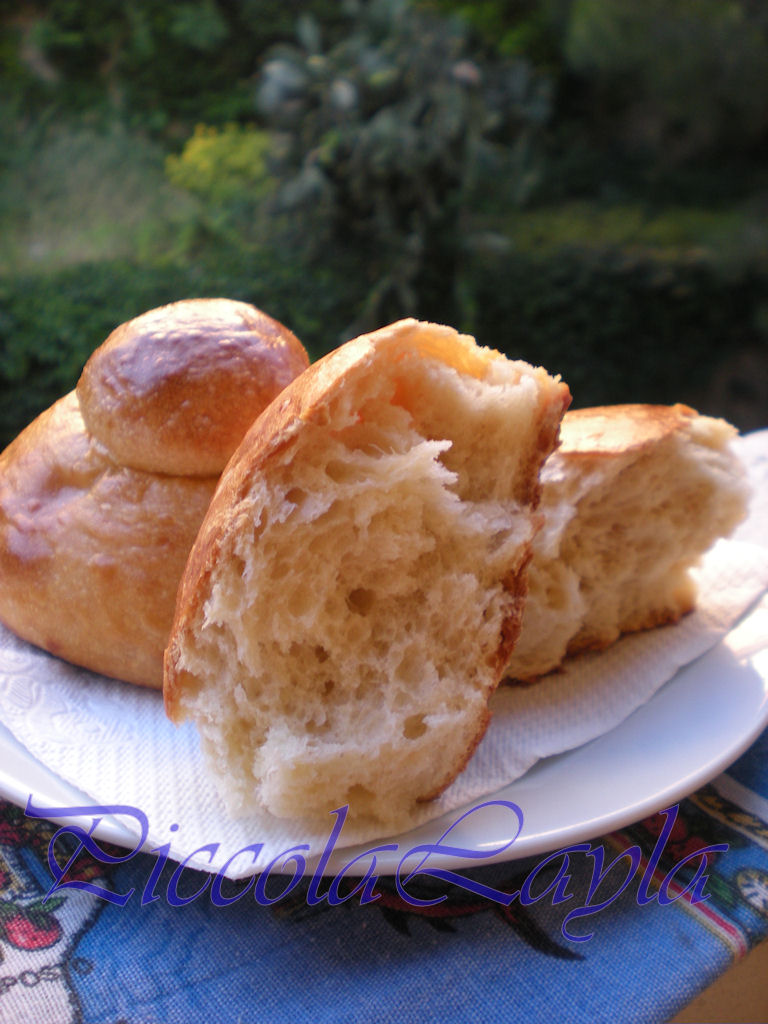 Brioches siciliane pm