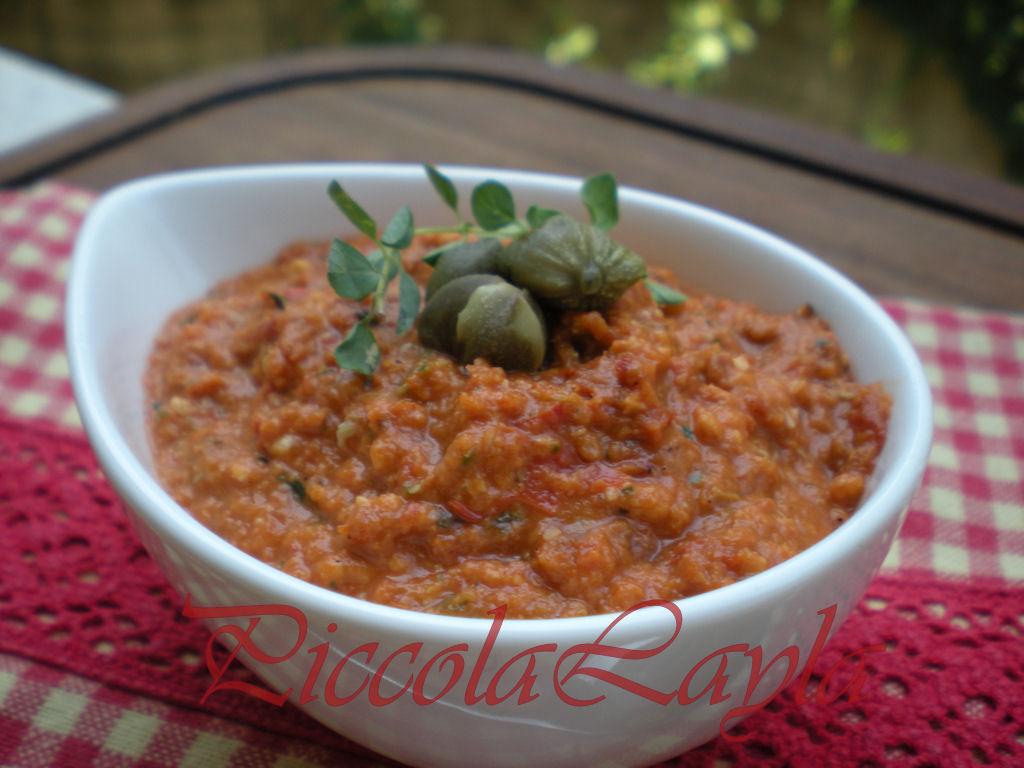 pesto di pomodori secchi e tonno (26)b