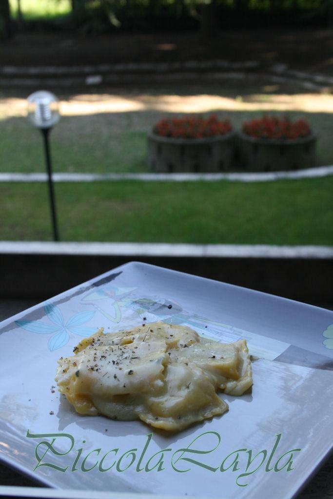 ravioli alle erbette con fonduta di castelmagno (11)b