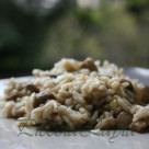 Risotto con Funghi Porcini e Castelmagno