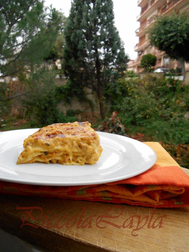 lasagne al ragu bianco e zucca  (58)b