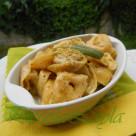 tortelli ai funghi con bescimella al pistacchio e gorgonzola (7)b