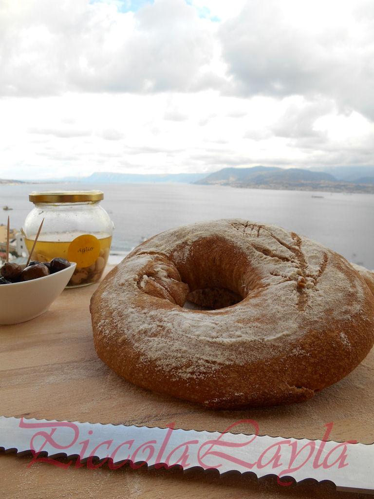 ciambella di pane integrale (41)b
