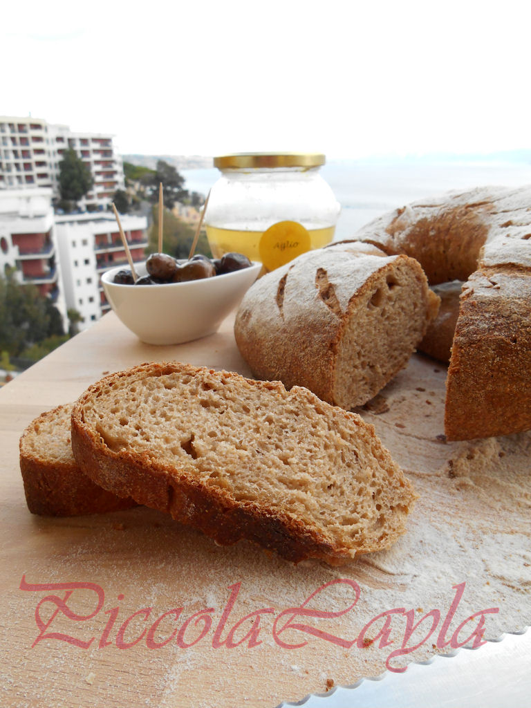 ciambella di pane integrale (44)b