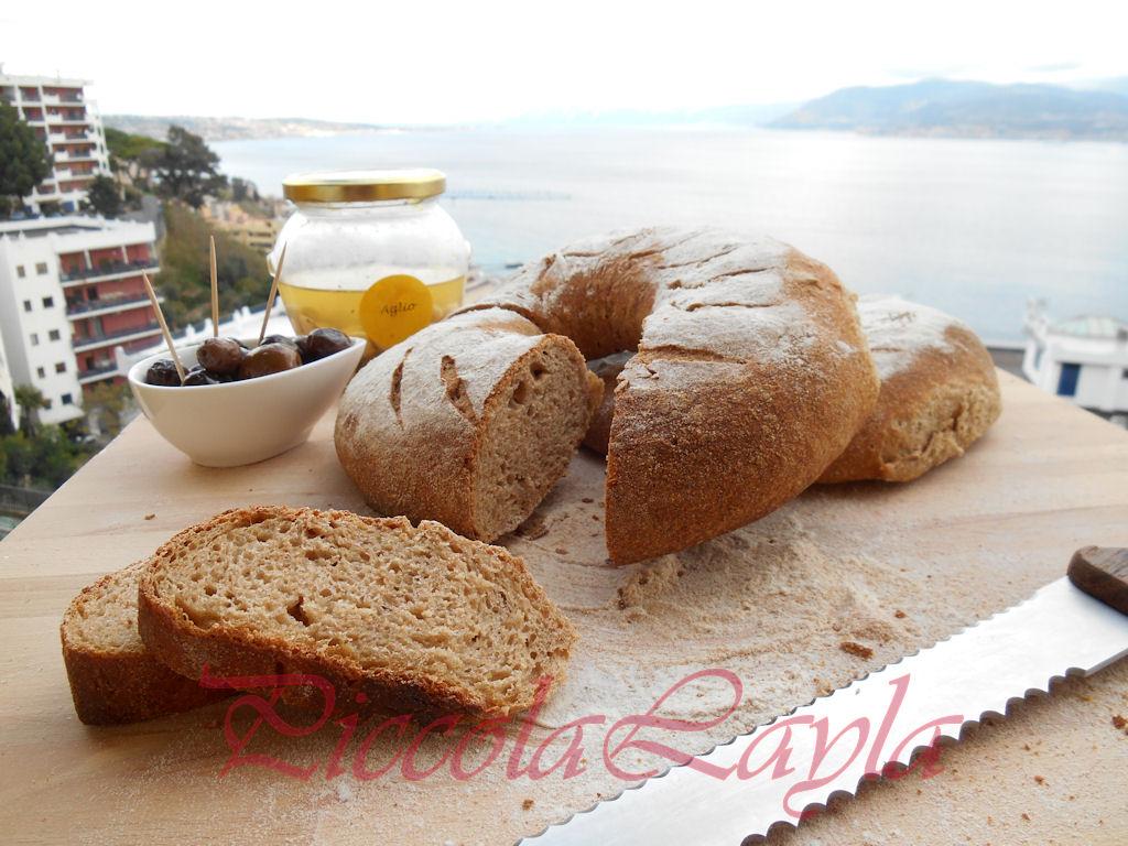ciambella di pane integrale (46)b