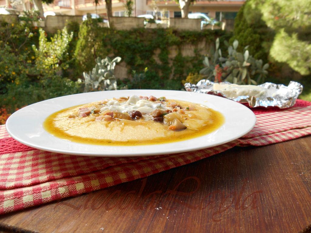 polenta ai funghi e gorgonzola (12)b