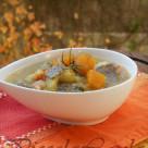 tacconelli maltagliati di grano saraceno con minestrone di zucca (7)b