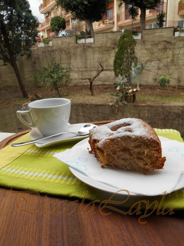 una torta perfetta per la colazione