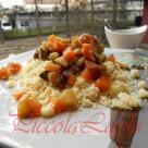 Cous cous marocchino con Ras el Hanout