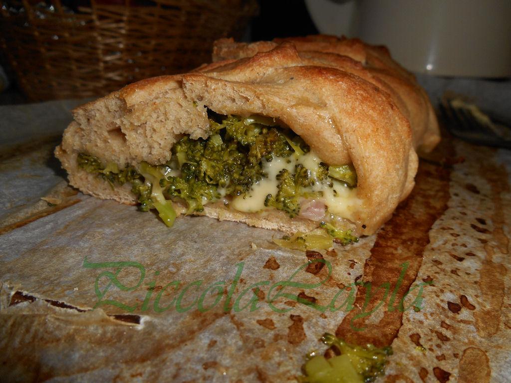 treccia con Broccolo Siciliano(12)b