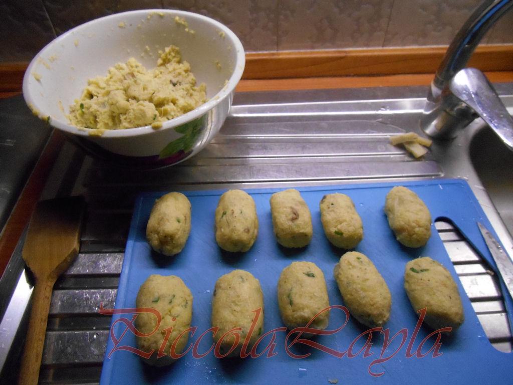 polpette di melanzane ripiene (4)b