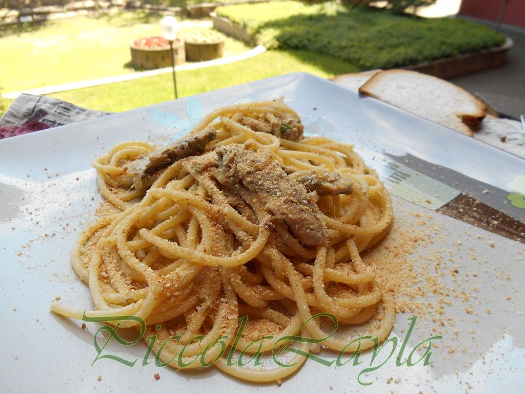 spaghetti alici e finocchietto (8)b