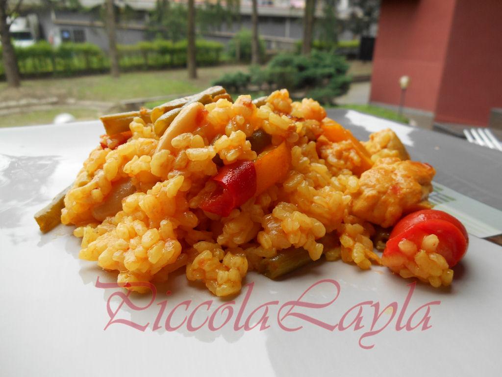 buonissimo piatto spagnolo