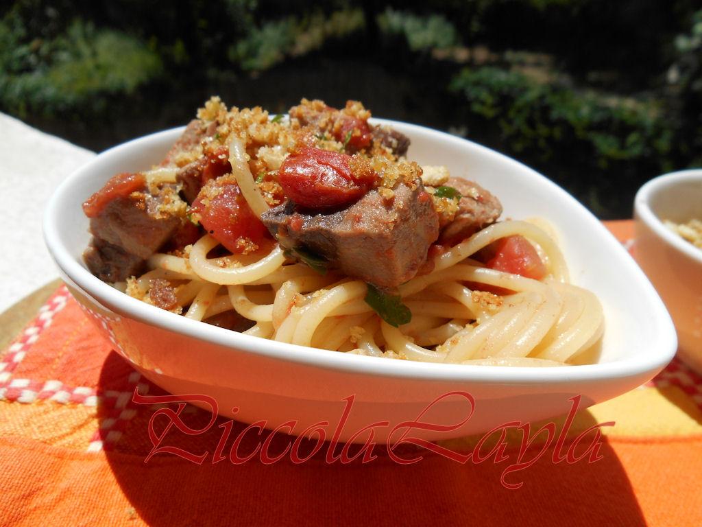 spaghetti tonno briciole (21)b