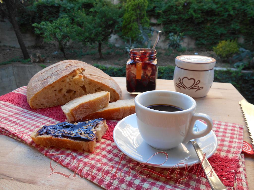 deliziosa di prima mattina