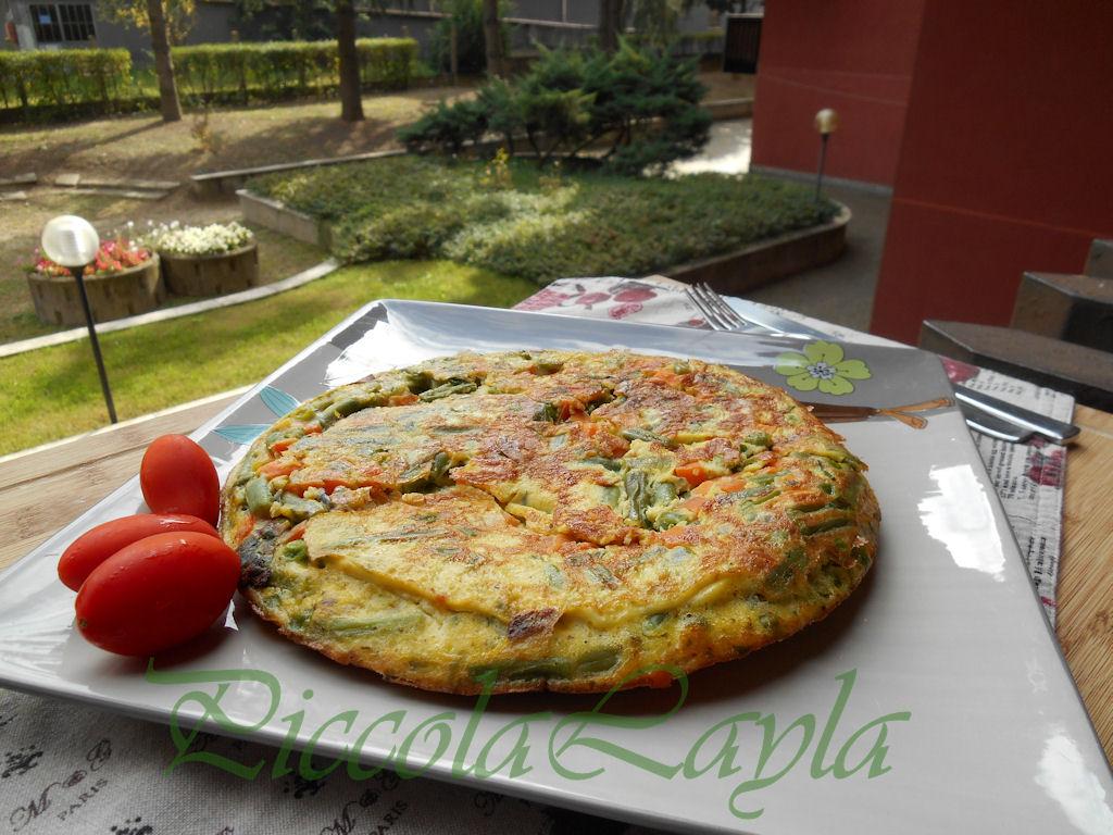 frittata di verdure (9)b