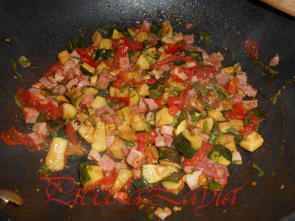 riccioli zucchine pancetta (13)b