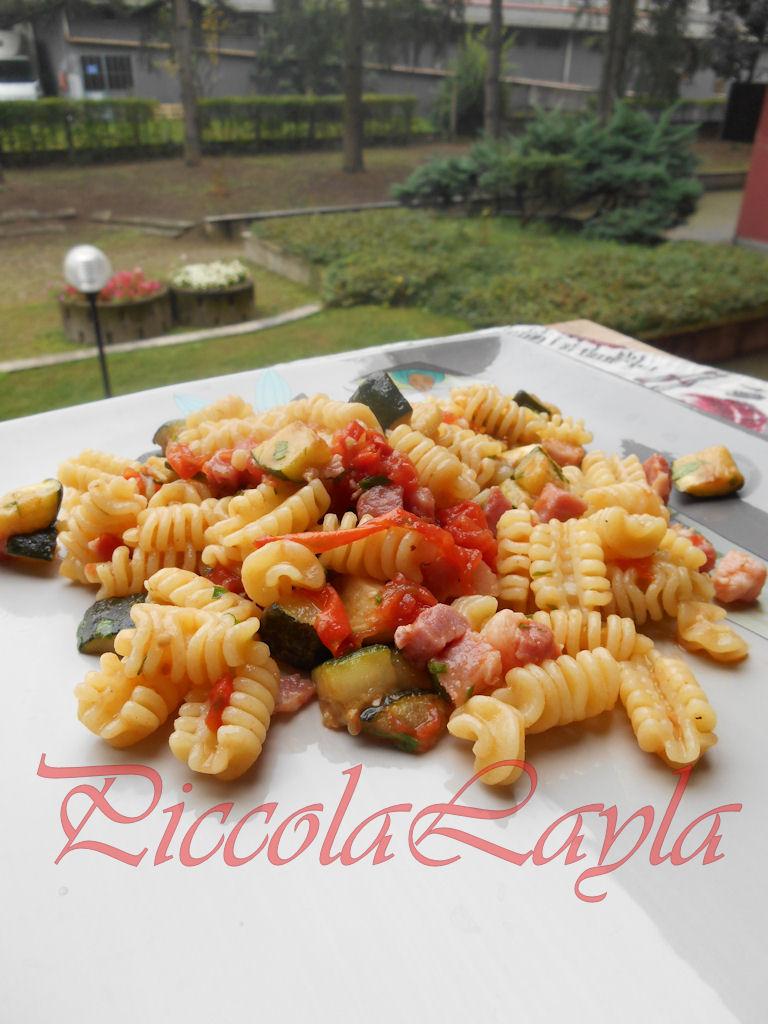 riccioli zucchine pancetta (18)b