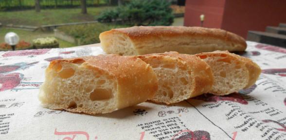 La Baguette Francese con Pasta Madre