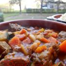 Chorba con Verdure e Legumi... una zuppa speciale!!!