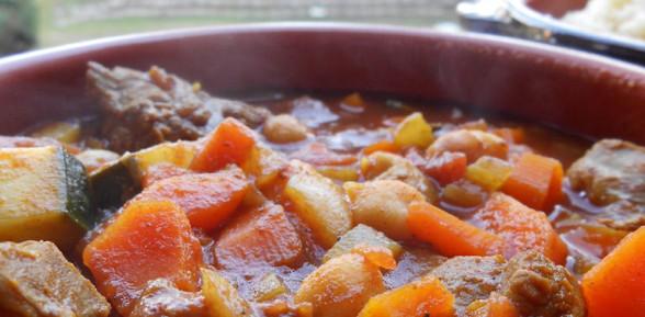 Chorba con Verdure e Legumi… una zuppa speciale!!!