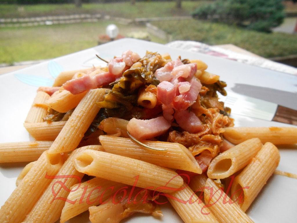pasta verza e pancetta (12)b