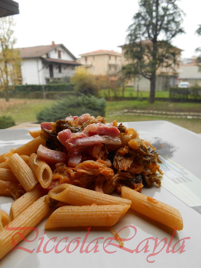 pasta verza e pancetta (16)b