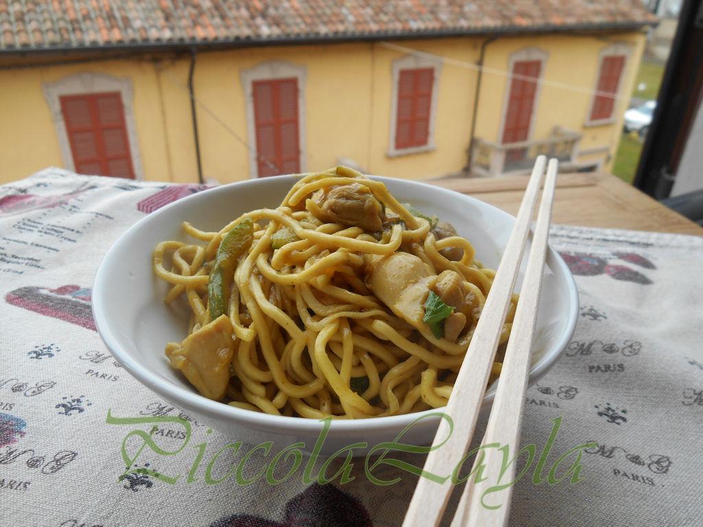 noodles al pollo (12)b