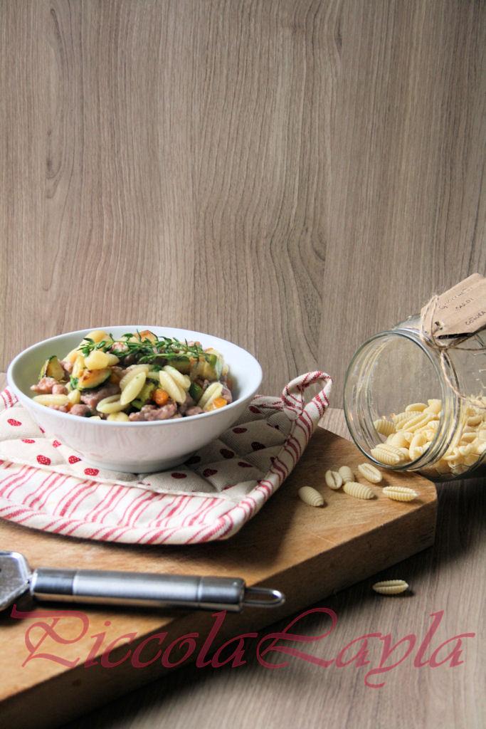 gnocchetti sardi zucchine salsiccia (61)b