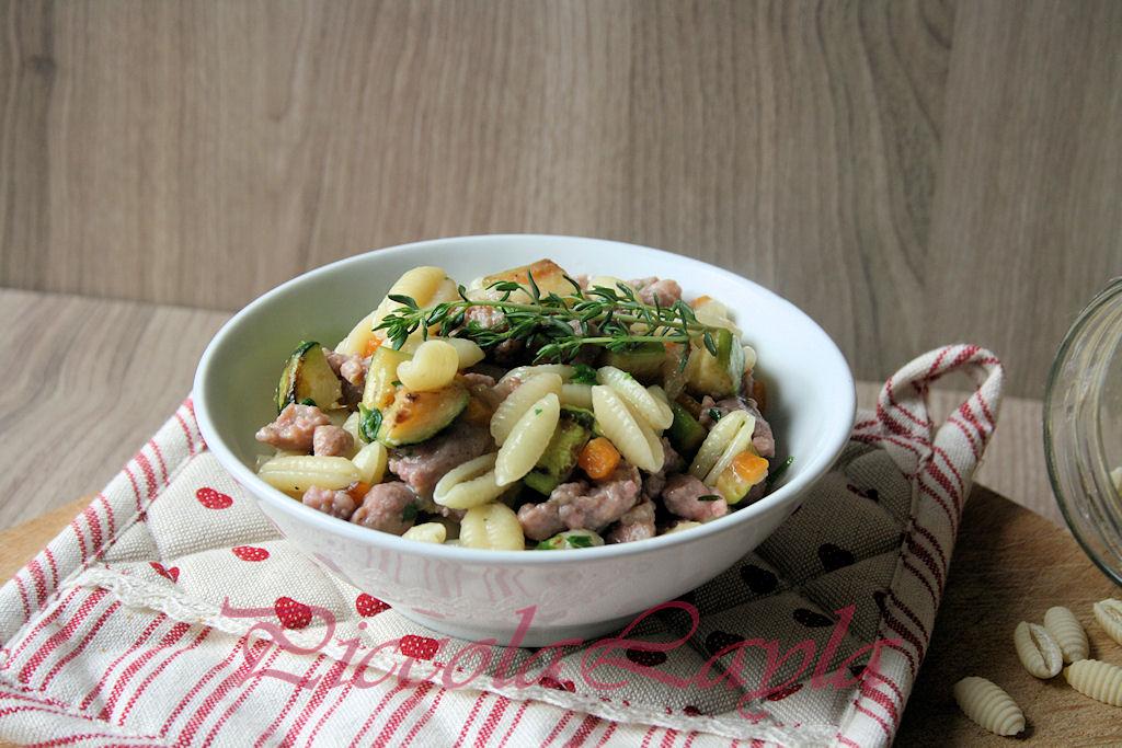 gnocchetti sardi zucchine salsiccia (64)b