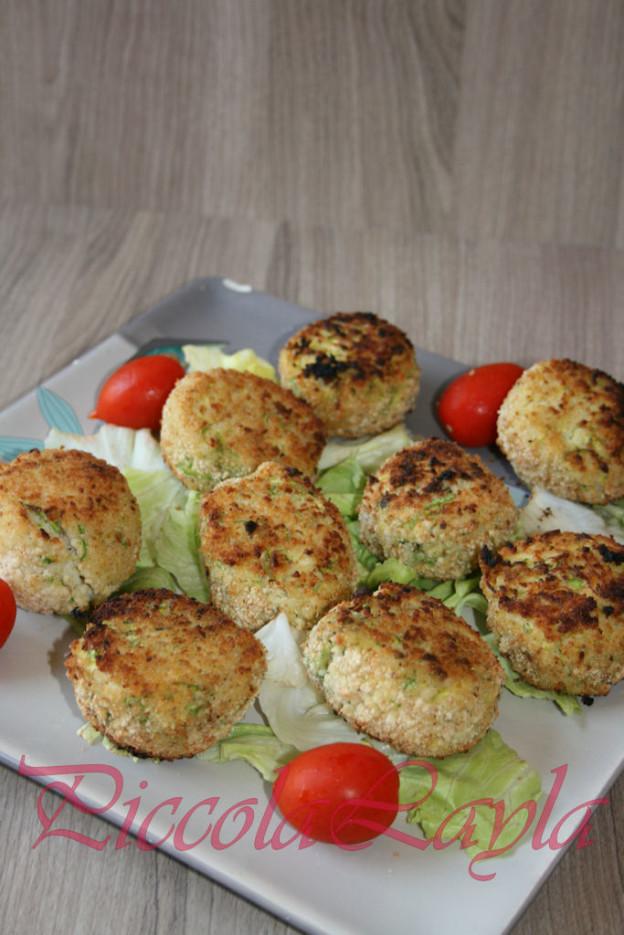 polpette miglio e zucchine (5)b